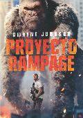 proyecto rampage - dvd --8420266016812