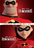pack los increibles 1+2 - dvd --8717418530846
