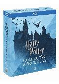 Harry Potter todas las películas en blu-ray